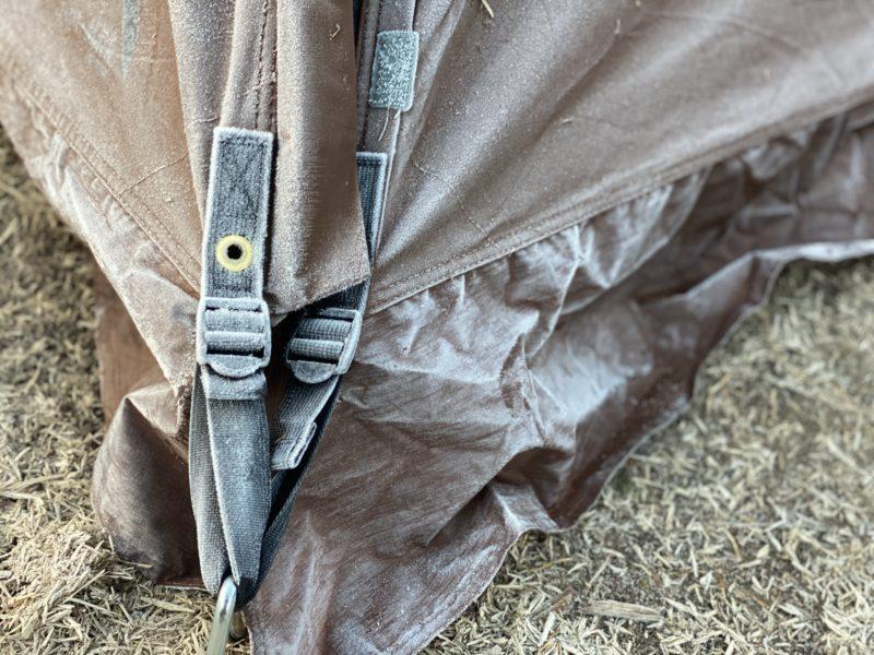スカート付き